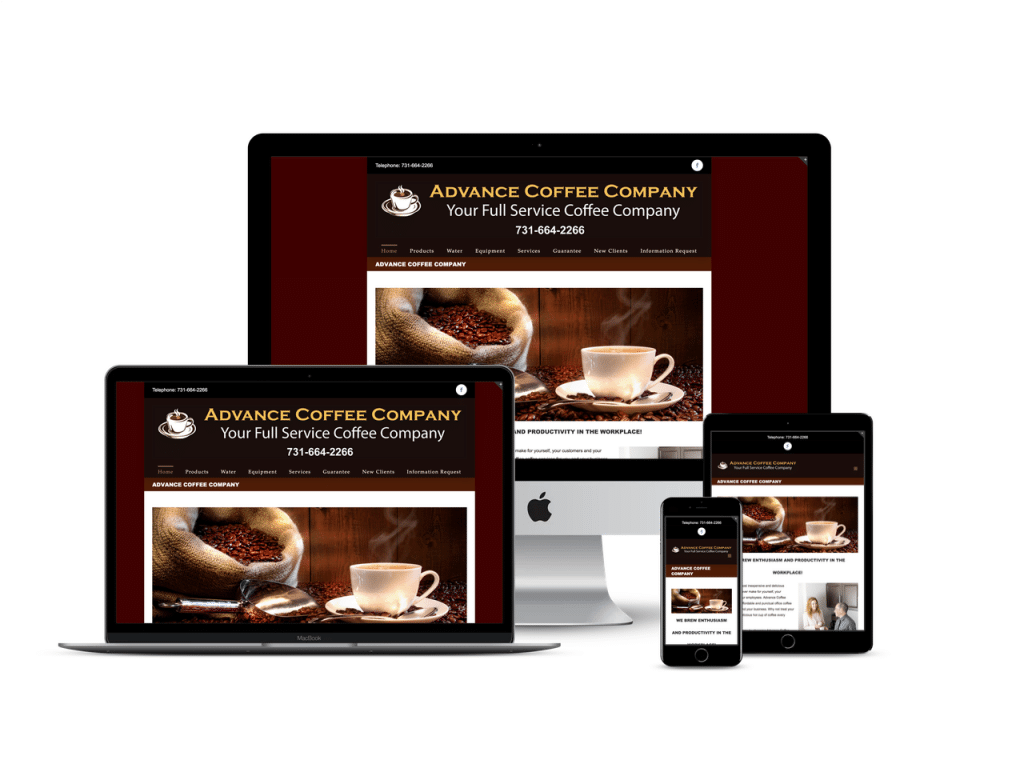 website designed by Roe Graphics
