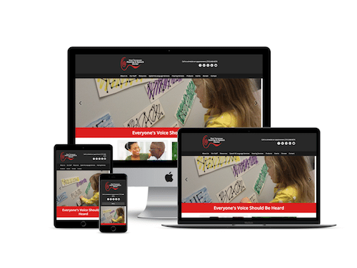 website design for wthsc in Jackson TN