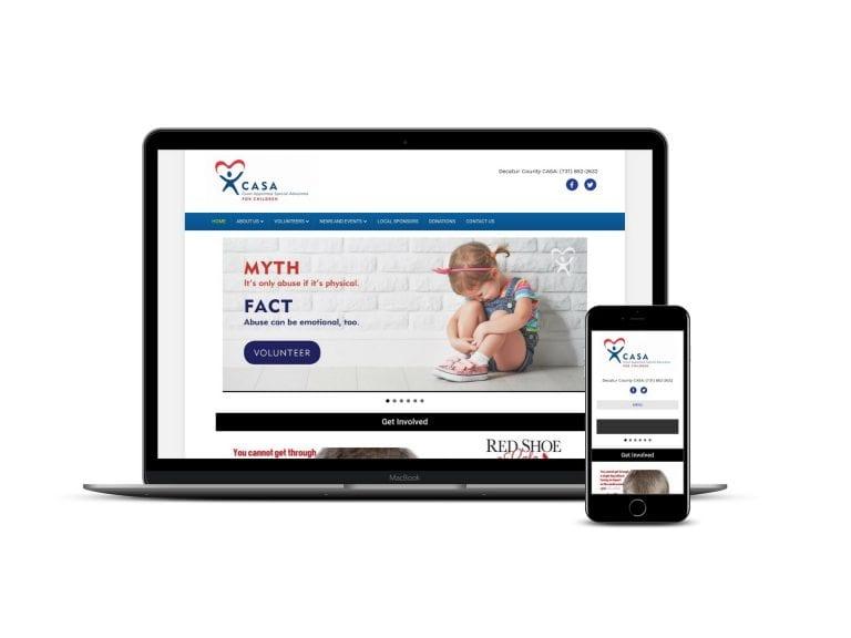 web design & marketing for non profit